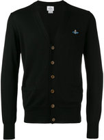 Vivienne Westwood patch pockets cardigan - men - Cotton - M