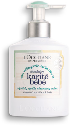 L'Occitane Shea Baby Infinitely Gentle Cleansing Water