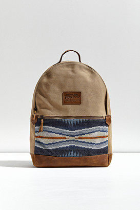 Pendleton Wool Accented Backpack