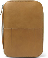 This Is Ground - Mod Leather Tablet Case - Brown