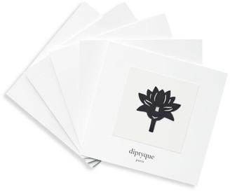 Diptyque Prets-a-Parfumer Do Son 5-Piece Perfumed Patch Set