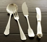 Pottery Barn Maxfield Flatware Extension, Set of 4