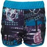 Converse Junior Girls Mesh Shorts Poster Print