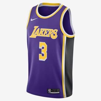 Nike NBA Swingman Jersey Anthony Davis Lakers Statement Edition