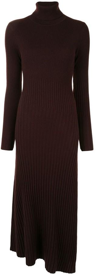 A.L.C. Emmy ribbed-knit dress