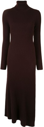 A.L.C. Emmy ribbed-knit dress