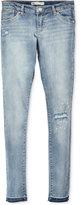 Levi's 710 Super Skinny Ankle Jean, Big Girls (7-16)