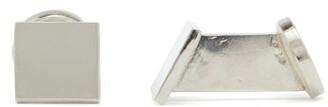 Samuel Gassmann - Square Sterling-silver Cufflinks - Mens - Silver