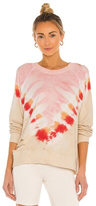 Wildfox Couture Grapefruit Sommers Sweatshirt