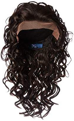 Vivica A Fox Hair Collection Ember-V Remi Human Hair Deep Lace Front Wig