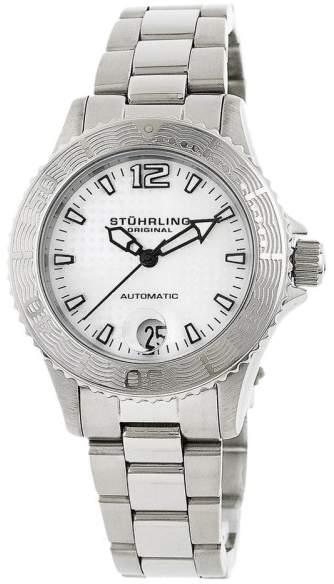 Stuhrling Original Regatta 162.11117 Stainless Steel 30mm Watch