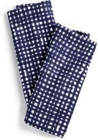 Kate Spade 2-Pc. Gingham Kitchen Towel Set