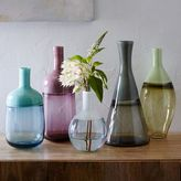 west elm Vitreluxe Glass Vases