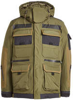 White Mountaineering Down Jacket with Hood