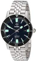 Zodiac Men's ZO9250 Heritage Automatic Stainless Steel Watch