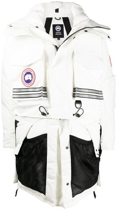 Canada Goose x Angel Chen convertible snow mantra coat