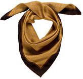 Michael Kors Printed Silk Scarf