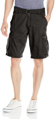 Lee Men's Dungarees New Belted Wyoming Cargo Short