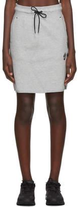 Nike Grey NSW Tech Fleece Skirt