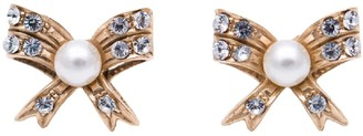 Salome Bridal Collection Vintage Pearl Earrings