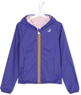 K Way Kids - reversible jacket - kids - Polyimide - 14 yrs