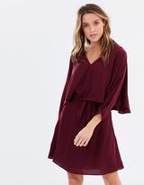 Sass Olinda Overlay Dress
