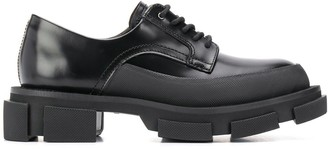 both Gao derby shoes