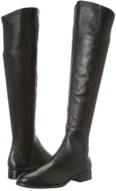 Steven Edeen (Black Leather) - Footwear