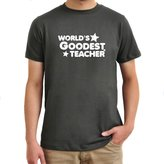 Eddany World's Goodest Teacher T-Shirt