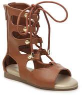 MICHAEL Michael Kors Girls Demi Carley Toddler Gladiator Sandal