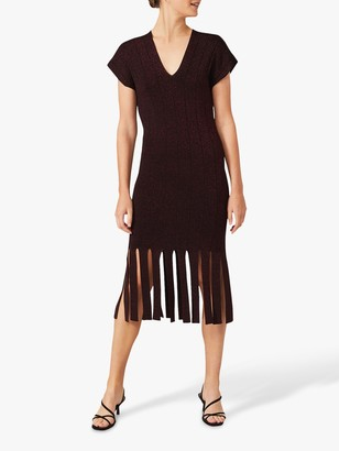 Phase Eight Elmeera Dress, Port