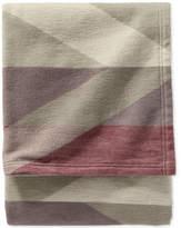 Pendleton Pima Canyon Organic Cotton Jacquard Queen Blanket Bedding