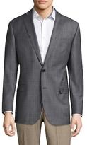 Brooks Brothers Printed Wool Sportcoat