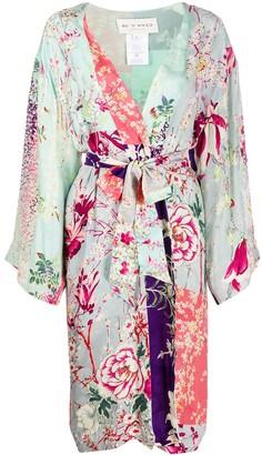 Etro Floral Kimono Coat