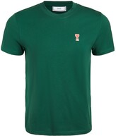 Thumbnail for your product : Ami Small Heart Logo T-Shirt