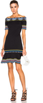 Peter Pilotto Day Knit Off Shoulder Dress