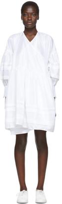 Cecilie Bahnsen White Amalie Dress