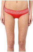 Emporio Armani Sexy Fancy Bandana Brief Women's Underwear