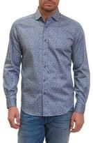 Robert Graham Men's Zander Tailored Fit Sport Shirt