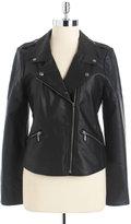 SANCTUARY Faux Leather Jacket
