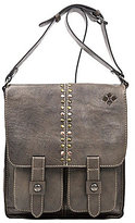 Patricia Nash Distressed Leather Collection Armeno Messenger Bag