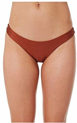 Jets Women's Mirage Mini Bikini Bottom Swimsuit