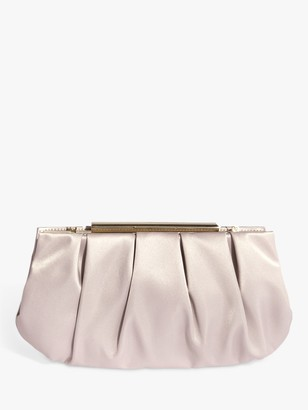 Phase Eight Sonja Soft Satin Clutch Bag