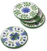 AERIN Ardsley Ceramic Coasters, Set of 4