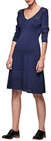 Gerard Darel Adele Dress, Blue