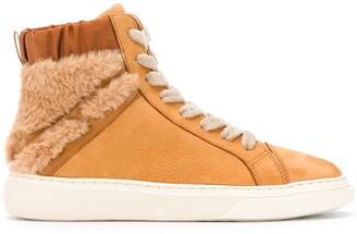 Hogan H365 high-top sneakers