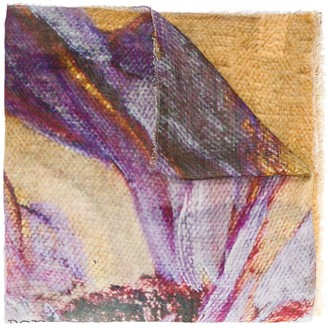 Faliero Sarti Donne graphic-print scarf