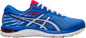 Asics GEL-Cumulus 21 Running Shoes - Electric Blue / White