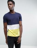Benetton T-Shirt In Colour Block
