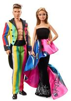 Barbie Moschino & Ken